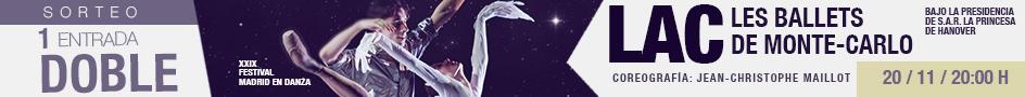 entradas gratis ballet el lago de los cisnes