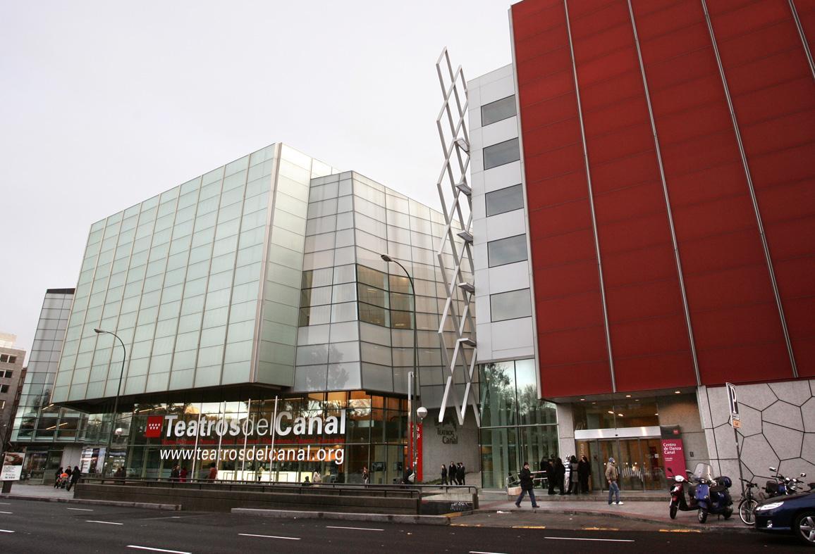 Los Teatros Del Canal Servicio P Blico: teatros del canal entradas
