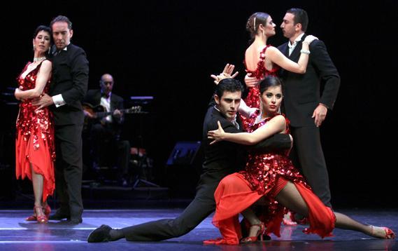 Entradas tango metr polis teatros del canal for Aberturas del norte pilar direccion