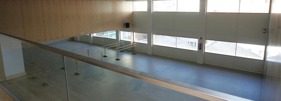 Salas de ensayo - teatro - danza - Teatros del Canal