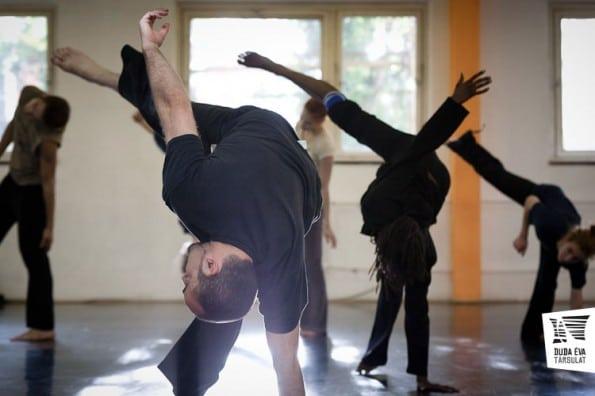 Taller del coreógrafo Roberto Oliván en el Centro Danza Canal