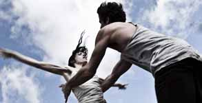 free fall de sharon freedman en madrid en danza