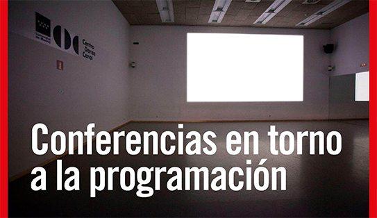 conferencias en torno a la programación de danza de los teatros del canal