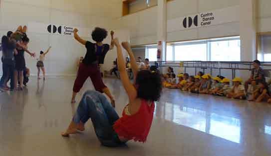 somosdanza taller de danza